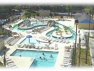 Myrtle Beach Resort condo photo - Lazy River and Water Park