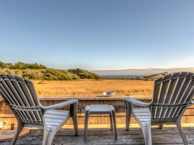 Sea Ranch house rental - Sunsets are to die for