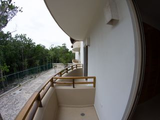 Tulum apartment photo - Both bedrooms have a small balcon