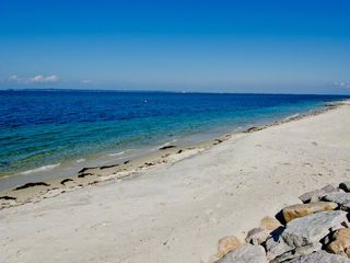 Vineyard Haven cottage photo - 65-Foot Private Beach On Western Ocean Side Of Property