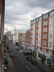 Marylebone apartment rental - View