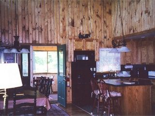 Indian Lake cottage photo - Kitchen