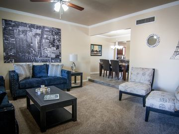 Tucson house rental - Formal living room