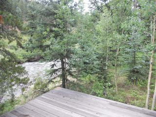 More Deck and Creek Frontage - Nederland lodge vacation rental photo
