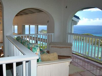 SEA TURTLE VILLA Loft View