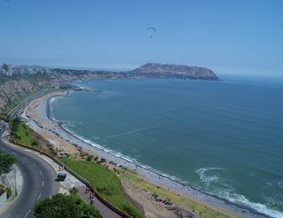 Miraflores condo photo - Beautiful view from our Ocean Front Condo