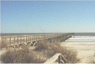 boardwalk beach - Isle of Palms condo vacation rental photo