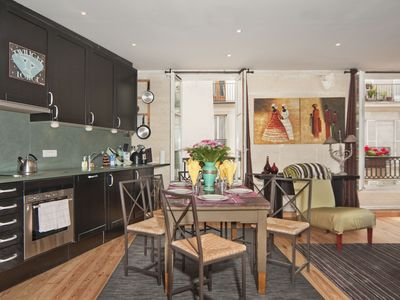 ***Latin Quarter luxury apartment-Your home in the heart of Paris