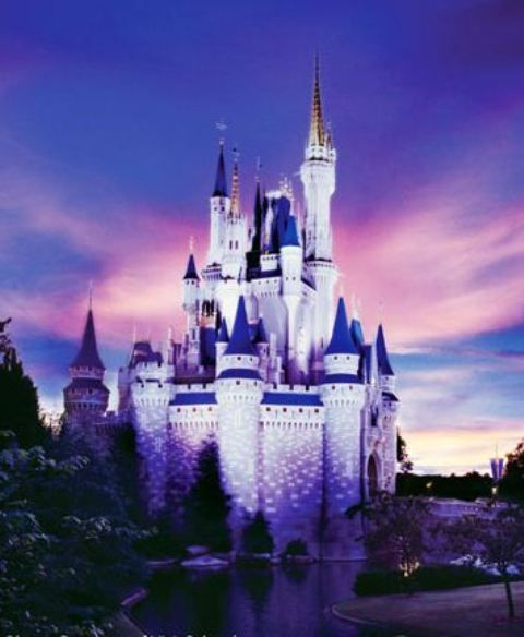 Walt Disney World in Nearby Orlando, Florida