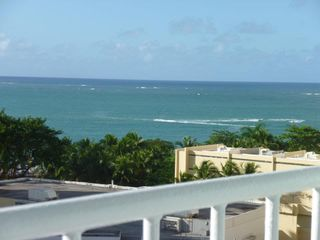 Isla Verde apartment photo - View from Balcony
