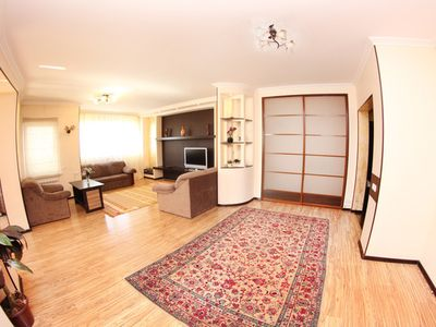 image for 3 room lux apartment in heart of Almaty.