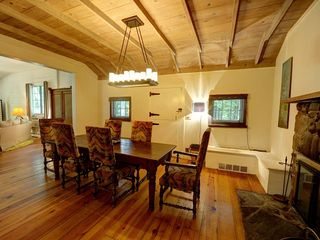 Woodstock estate photo - From the Big Bear Living Room into the Dining Room