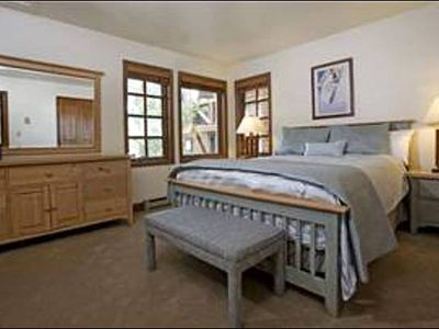 Telluride townhome rental - Third Bedroom Also Features a Queen Bed