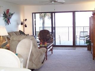 New Smyrna Beach condo photo - View from the front door