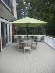 Southampton house photo - Outdoor Dining