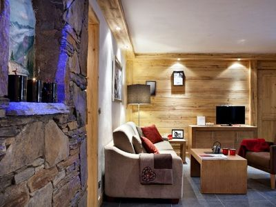 Charming apartment for 8 persons with high level of furnishings