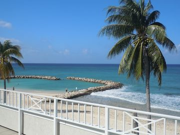 Grand Cayman condo rental - View from balcony