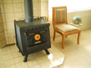 Sedona cottage photo - Woodburning Stove