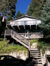 Lake Arrowhead house rental