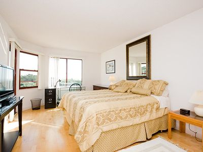 San Francisco condo rental - Master Suite Beach Condo- king bed