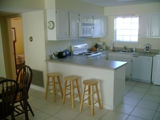 Dauphin Island condo photo - Fully equiped kitchen.