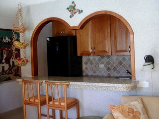 Puerto Morelos condo photo - Our kitchen has been completely renovated.