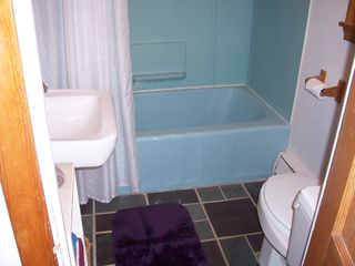 Provincetown condo photo - Bath--tub & shower