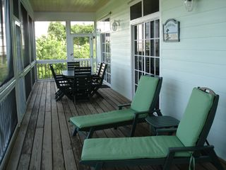 Green Turtle Cay house photo - Porch