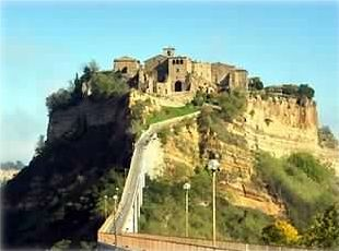 Civita di Bagnoreggio - One of the lovely secrets to visit during your stay
