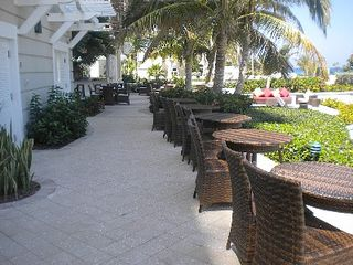 Montego Bay apartment photo - BEACHFRONT DINING