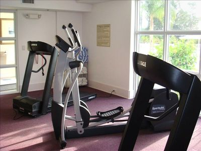 Fitness Center - Blue Heron Resort
