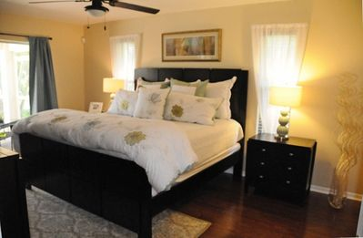Master Bedroom Suite - Newly Redecorated