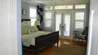 Captiva Island house photo - Third Floor King Master Suite with Doors to Private Lanai
