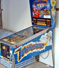Big Bear Lake house photo - Pinball Machine