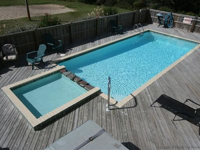 Private Pool, Kiddie Pool & Hot Tub