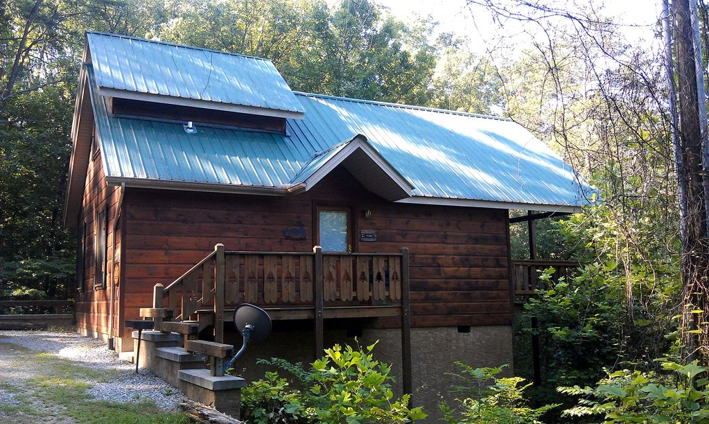 pigeon forge vacation rental vrbo 424501 1 br east cabin in tn