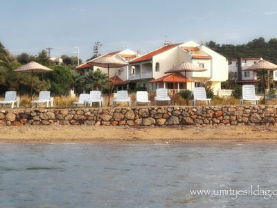 Beachfront vacation villa from owner in Cesme