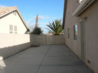 Las Vegas house photo - rv parking