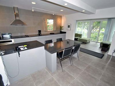 Dining, Kitchen and Lanai