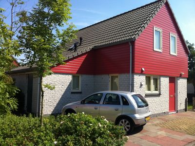 Luxurious holiday home by the sea, sauna, WIFI, 2 bathrooms in the nature reserve