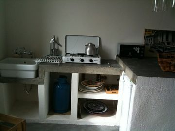 Studio Flat - Kitchen