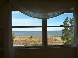 Slaughter Beach house photo - View from the master bedroom