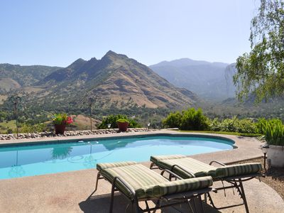 Welcome to Sequoia Alta Vista - Exquisite Hill Top Home