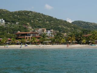 Zihuatanejo condo photo - Playa La Ropa, 8 minute walk from condo