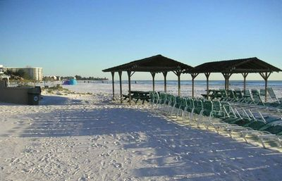 Siesta Key Beach - rated one of most beautiful beach in USA