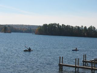 Lake Winnisquam condo photo - Bring your Kayak's or rent a Couple of Jet Ski's