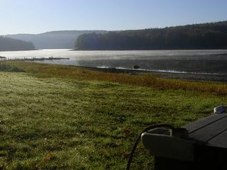 Lake Wallenpaupack house photo - Morning on the lake
