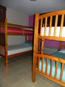 Third Bedroom Two Bunk Beds