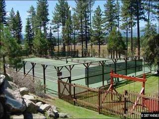 Tahoe Valley house photo - Community Tennis Courts