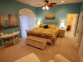Rehoboth Beach house photo - Spacious Master Suite, fit for a King or Queen